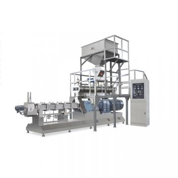 Twin Screw Extruder Granules/Sheet/Bar Shape Dog Food Making Machine
