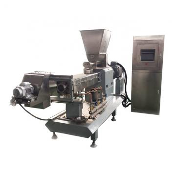 Maize Cornflakes Extruded Snacks Food Manufacturer Machine Extruders for Sale