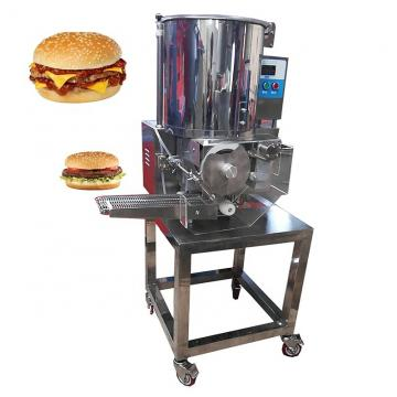 Hamburger Patty Press Maker Burger Making Machine