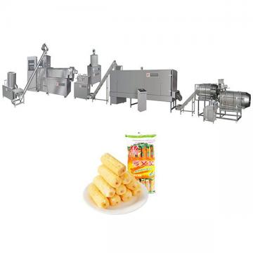 Corn Puff Snack Food Machinery Extruder