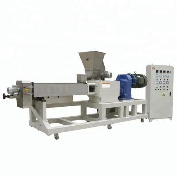 Dayi Double Screw Extruder Square Puff Snack Making Machine