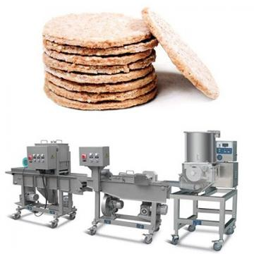 Full Staninless Steel Meat Patty Forming Machine / Hamburger Patty Making Equipment
