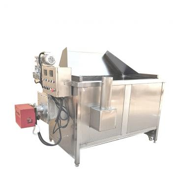 Industrial Food Frying Equipment Fish and Chips Belt Fryers Machine