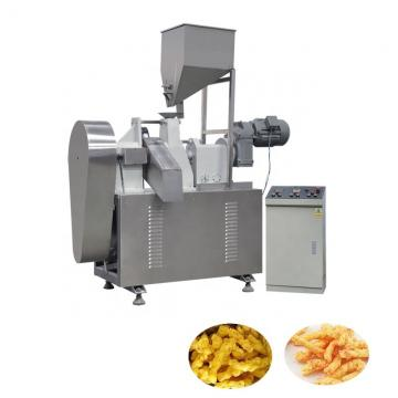 Fried Kurkure Cheetos Snack Food Making Machine