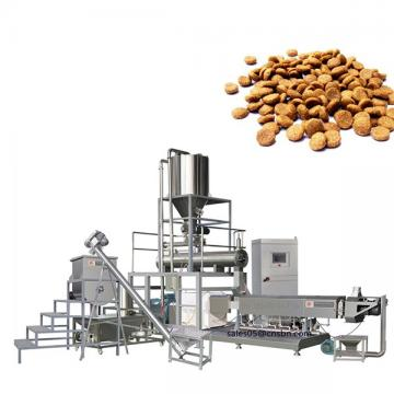 Animal Pet Food Dog Feed Making Machine Fish Feed Snack Extruder