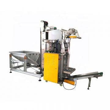 Semi Automatic 50-9999g Weighing and Dispensing Sachet Bag Filling Machine for Fine Spice Powder
