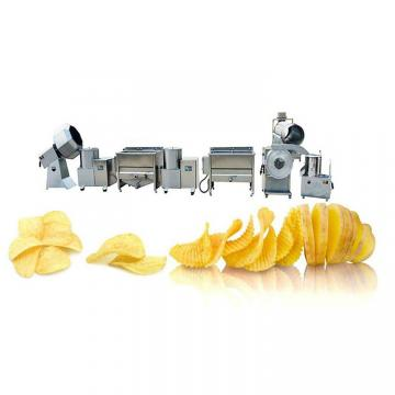 Potato Chips Making Machine Crisp Making Machine Fully Automatic Potato Chips Making Machine With Factory Price